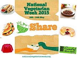 Vegetarian Week 2015